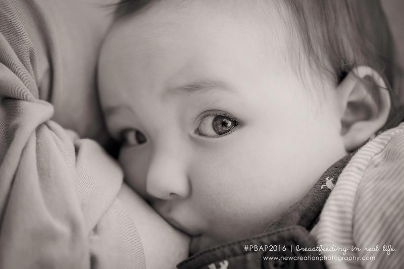 Cedar Rapids Breastfeeding Photographer
