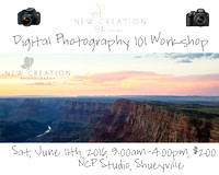 Digital Photography 101 Spring 16b