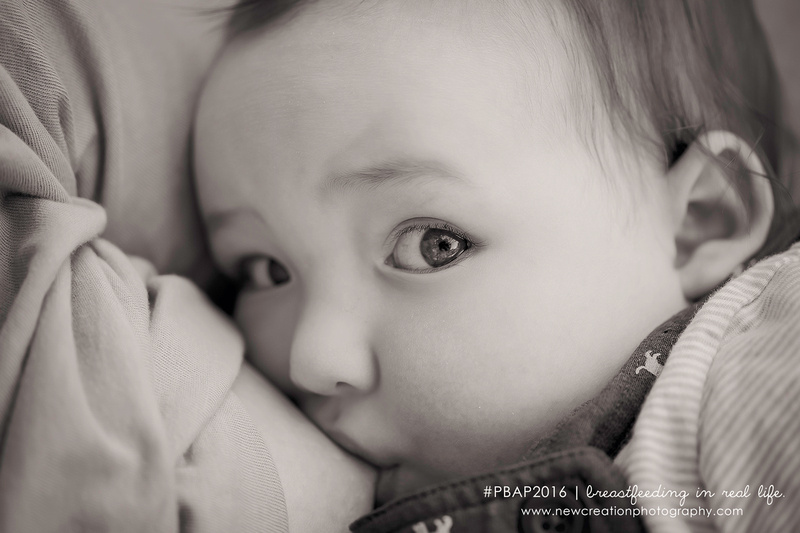 Cedar Rapids Breastfeeding Photographer